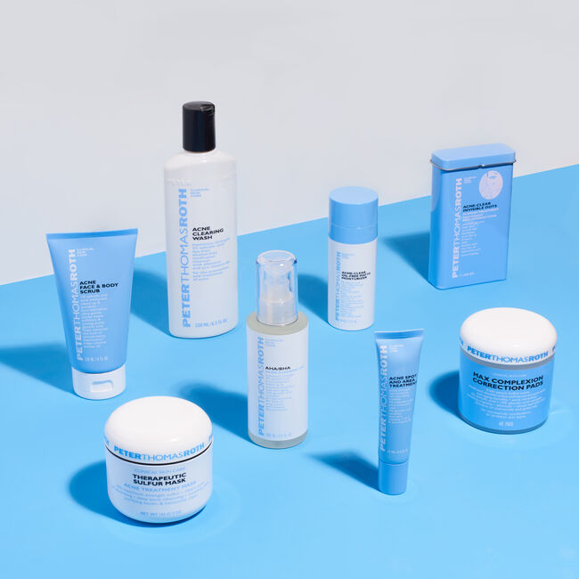 Acne-Clear Oil-Free Matte Moisturizer 50 ml. - Thumbnail