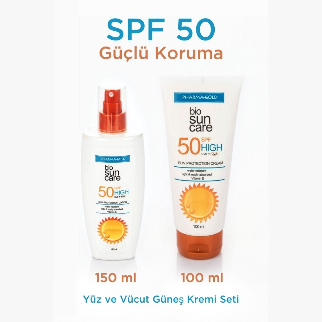 Bio Sun Care Face & Body SPF 50 Set