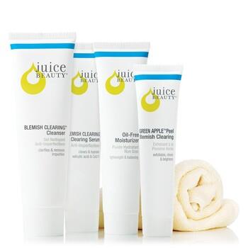 Juice Beauty - BLEMISH CLEARING Yağlı Ciltler için Kit