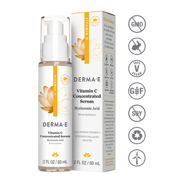 Derma E - C Vitamini Serumu. Vitamin C Concentrated Serum - 60 ml