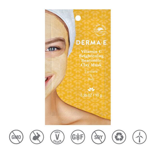 C Vitaminli Brightening Clay Kil Maskesi - 10 gr.