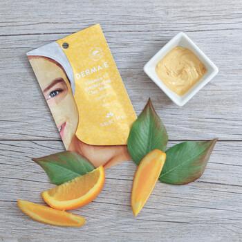 C Vitaminli Brightening Clay Kil Maskesi - 10 gr. - Thumbnail