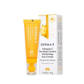 Derma E - C Vitaminli Koyu Halkalar için Göz Kremi - 14 gr. No Dark Circle Perfecting Eye Cream