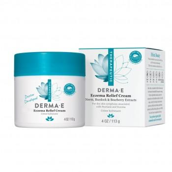 Derma E - Egzama Kremi (Yüz için) - 113 gr. Eczema Relief Cream