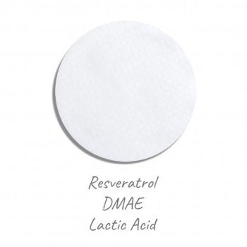 Derma E - Ferulic Acid Resurfacing Pads 50 adet - Cilt Aydınlatıcı ve Siyah Nokta Temizleyici Ped (1)
