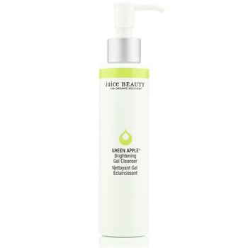 Juice Beauty - GREEN APPLE Brightening Gel Cleanser 133ml - Lekeli Ciltler için Temizleyici