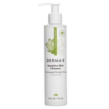 Derma E - Hassas Ciltler için Temizleyici - 175 mL. Sensitive Skin Cleanser