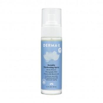 Derma E - Keratin Thickening Spray 99 ml - Keratin Özlü Saç Spreyi