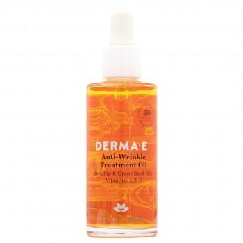 Derma E - Anti Wrinkle Treatment Oil 60 ml. - Kırışıklık Karşıtı Cilt Yağı