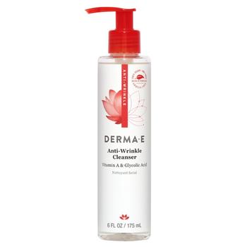 Derma E - Anti-Wrinkle Cleanser - 175 mL. - Kırışıklık Karşıtı Temizleyici