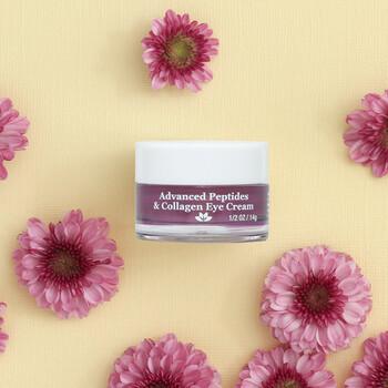 Advanced Peptides and Collagen Eye Cream 14 gr. - Kolajen ve Peptitli Göz Kremi - Thumbnail