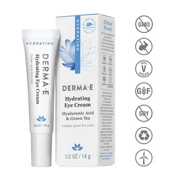 Derma E - Kuru Ciltler için Göz Kremi - 14 gr. Hydrating Eye Cream