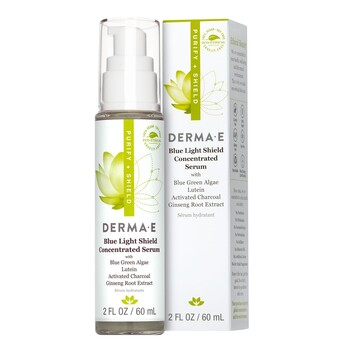 Derma E - Mavi Işık Koruyucu Serum - 60 mL. Blue Light Shield Serum