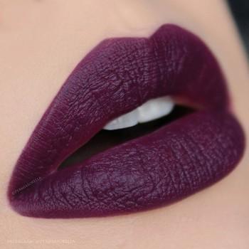 Youngblood - Mineral Creme Lipstick Mineral Ruj 4 gr. (Seduce. Koyu Mor/Bordo) (1)