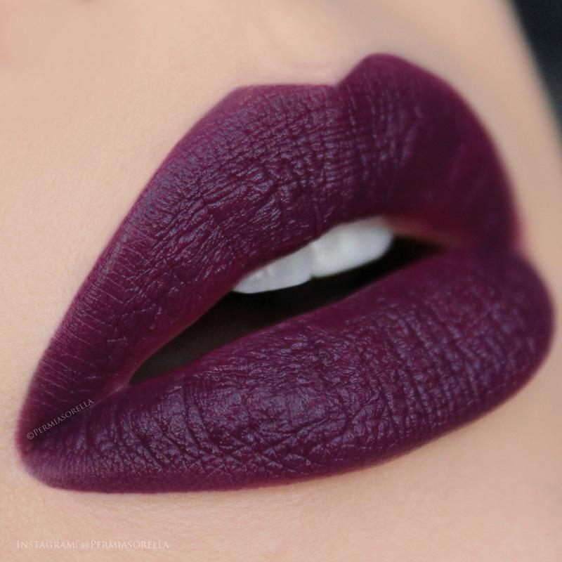 Mineral Creme Lipstick Mineral Ruj 4 gr. (Seduce. Koyu Mor/Bordo)