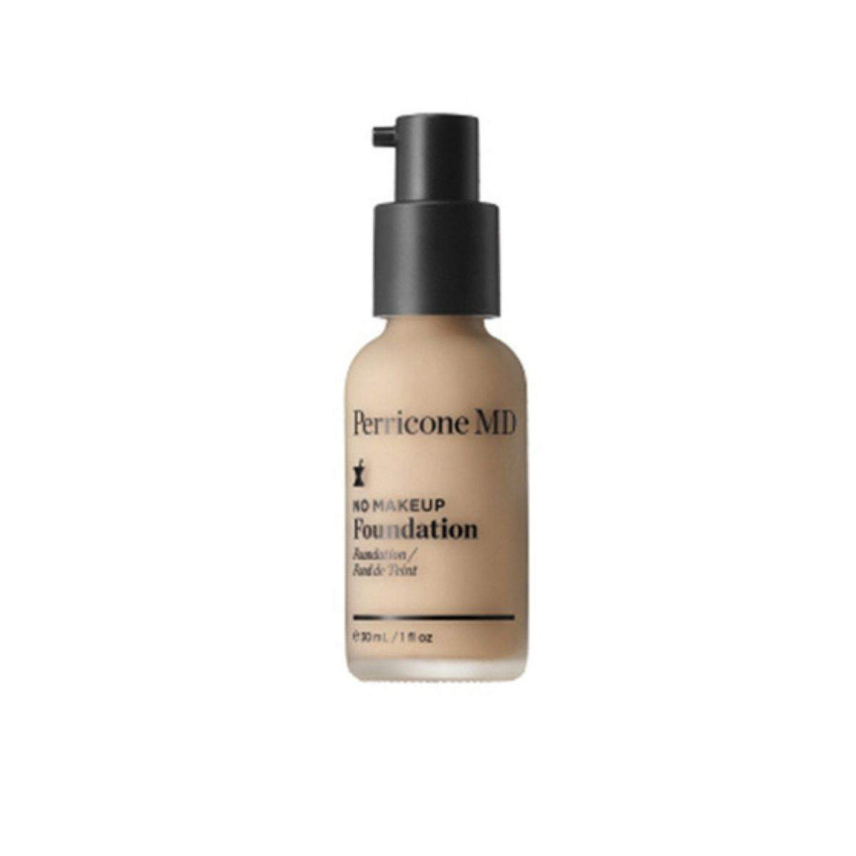 No Makeup Foundation - 30 ml. (Ivory)