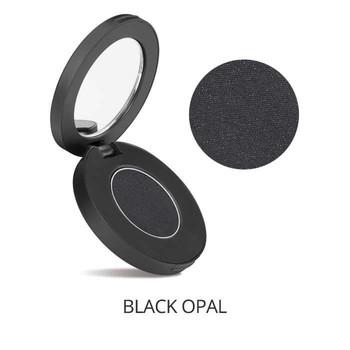 Youngblood - Pressed Indvidual Eyeshadow Sıkıştırılmış Mineral Far 4 gr. (Black Opal. Siyah)