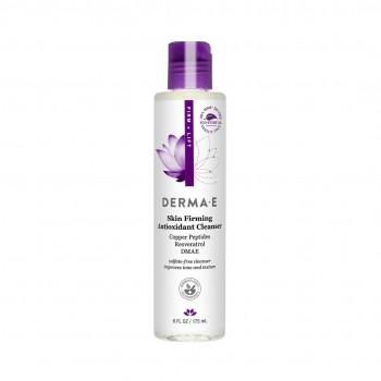 Derma E - Skin Firming Antioxidant Cleanser - 175 ml. Sıkılaştırıcı Temizleyici