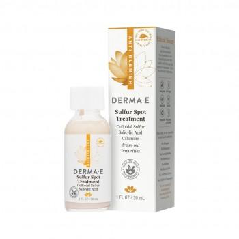 Derma E - Sulfur Spot Treatment 30 ml. Sivilce Kürü