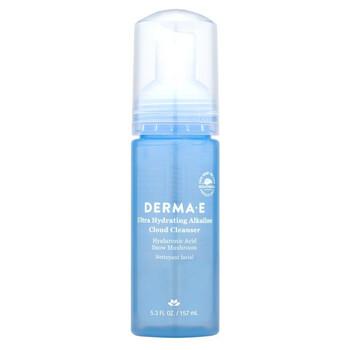 Derma E - Hydrating Alkaline Cloud Cleanser 157 mL. - Ultra Nemlendirici Alkali Yüz Temizleyici