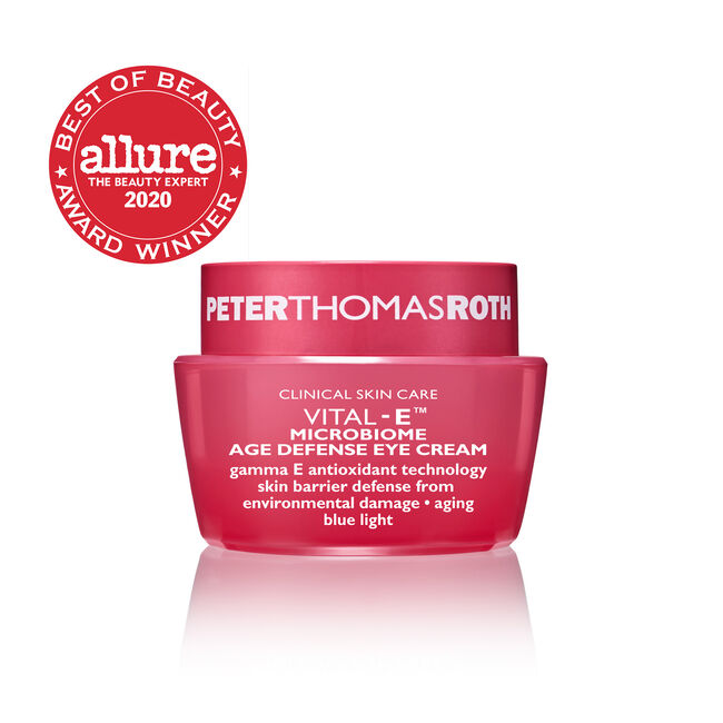 Vital E Microbiome Age Defense Eye Cream - 15 ml